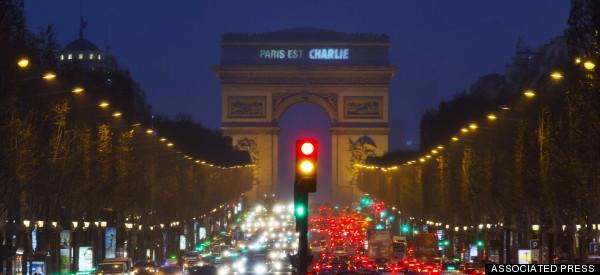 J'aime Paris et l'Europe