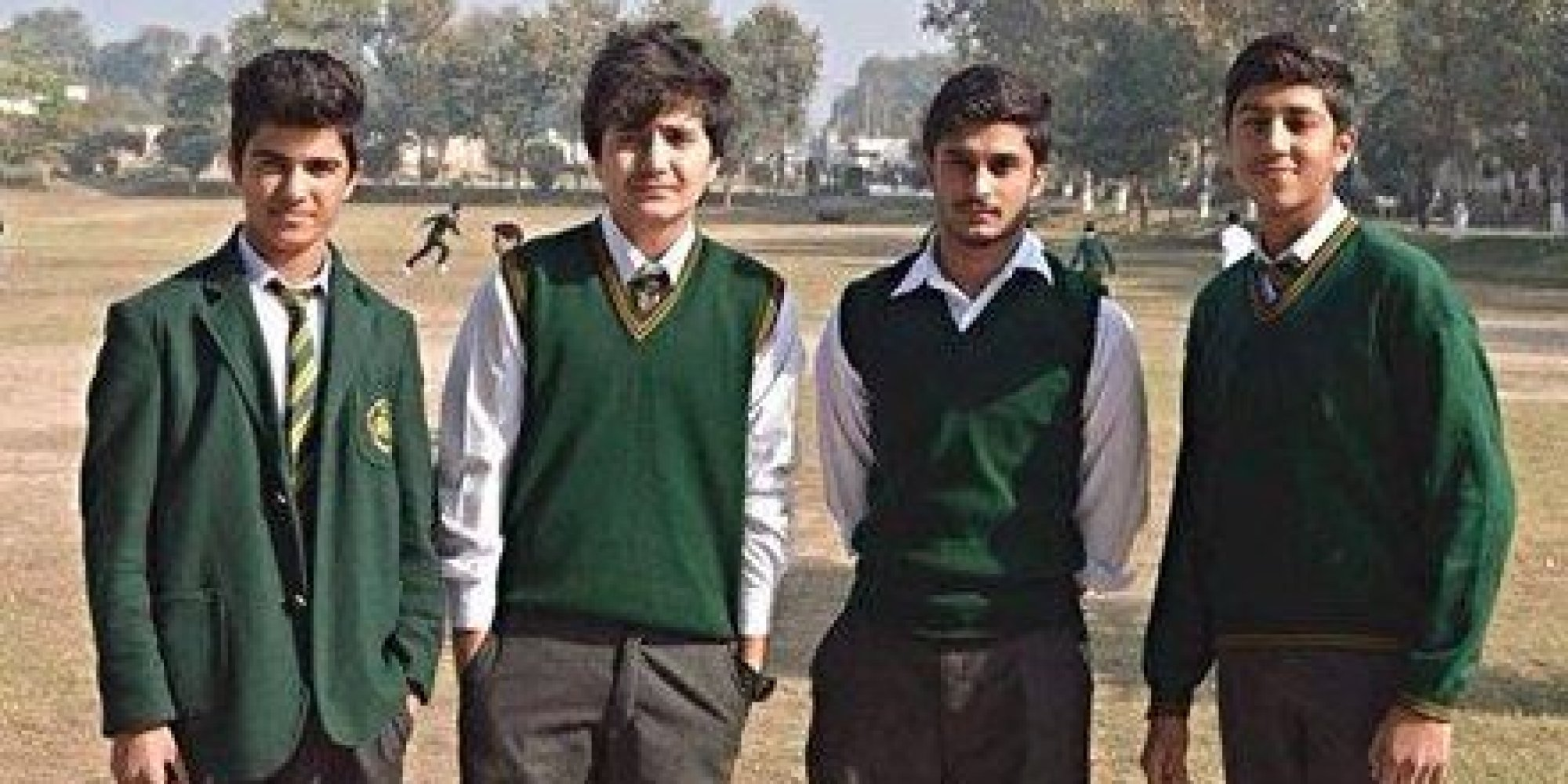 Survivor Of Peshawar School Massacre Posts Devastating Before And ...