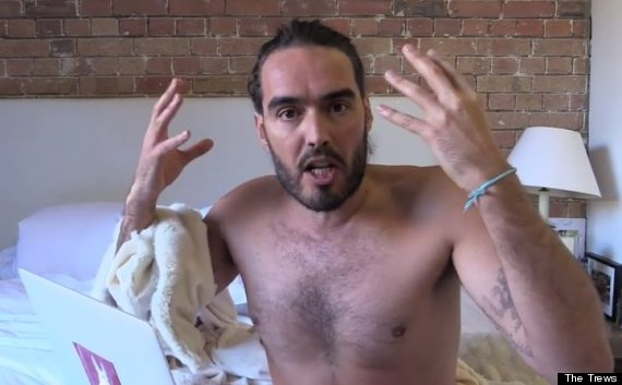 russell brand trews