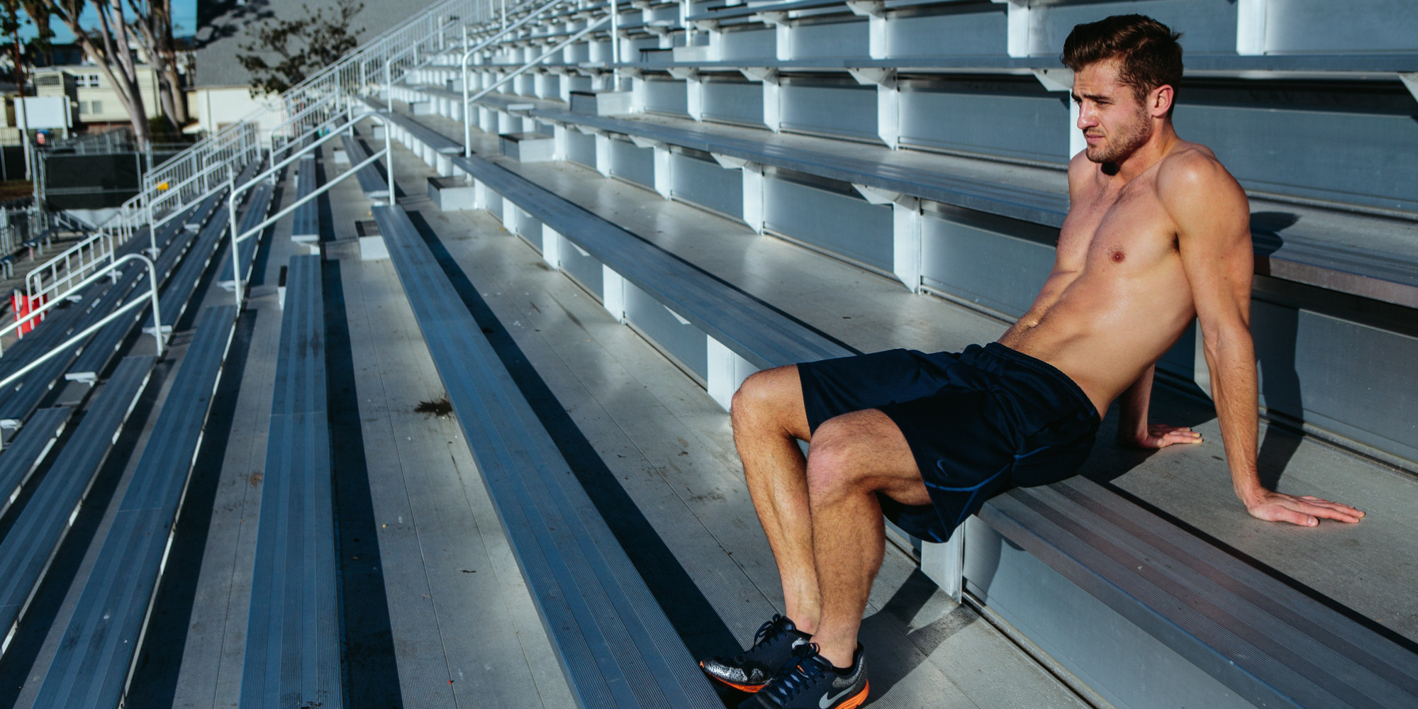 Robbie rogers shares pre season workout tips with out magazine the