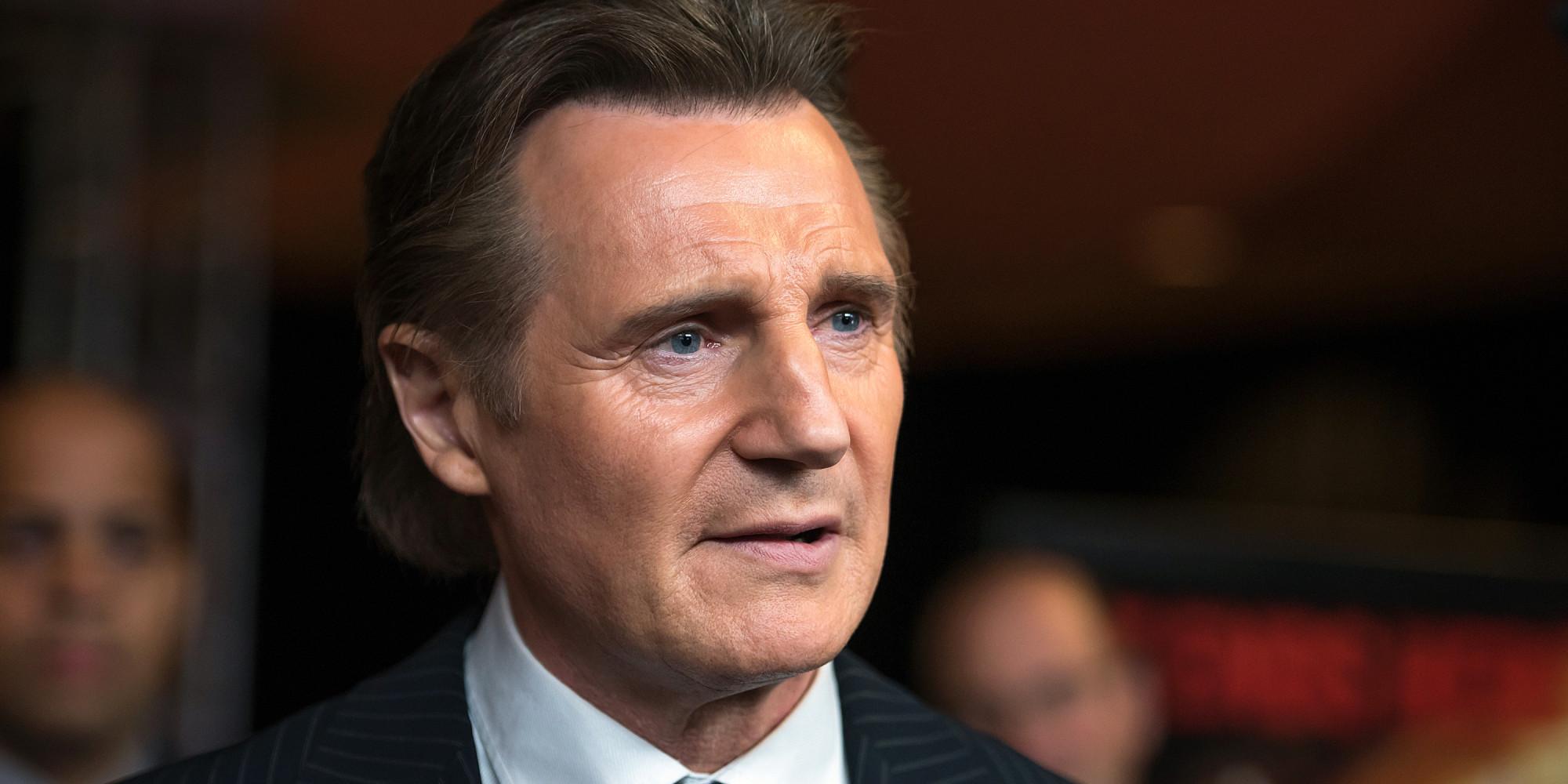Liam Neeson Says Ameri...