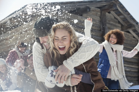 Images 8 Ways Snow Makes You A Happier Person | HuffPost 5 enjoy life