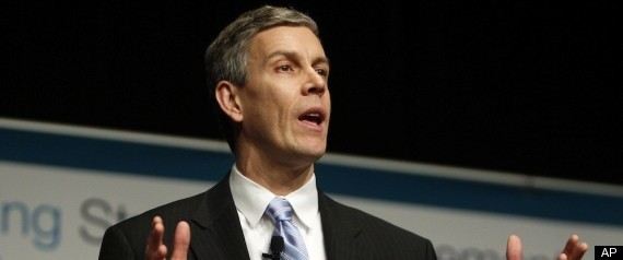 Arne Duncan No Child Left Behind