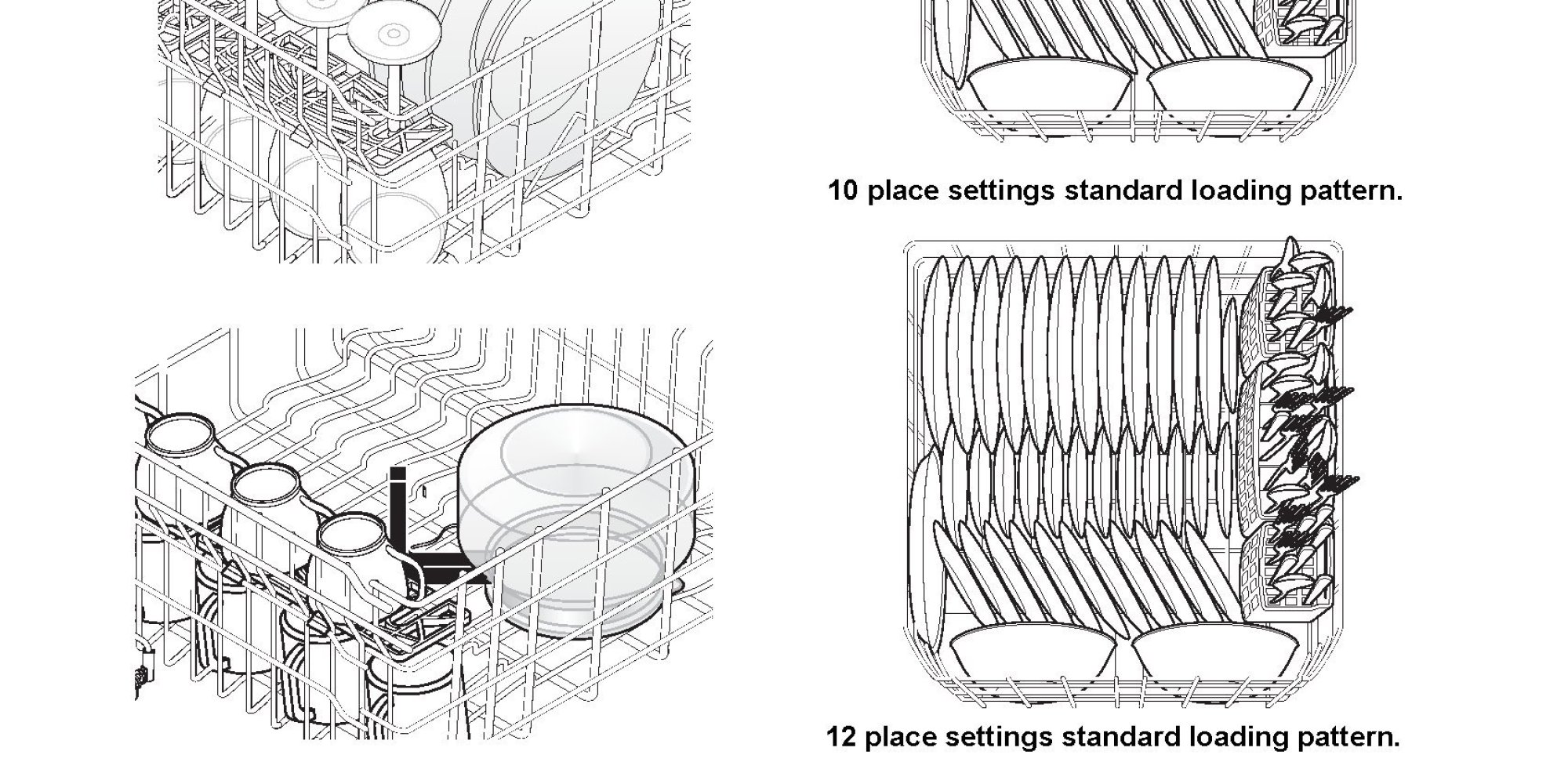 How To Quiet A Dishwasher A Guide To Loading Basically Every Type Of Dishwasher That Exists
