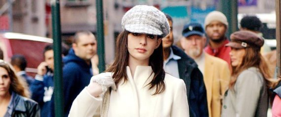 DEVIL WEARS PRADA MOVIE STILL