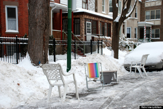 America's Most Hated And Loved Parking Tradition Happens Each Winter In Chicago – Huffington Post
