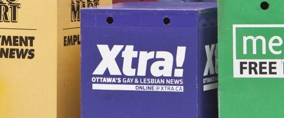 lgbtq newspaper xtra announces will stop printing vancouver toronto ottawa