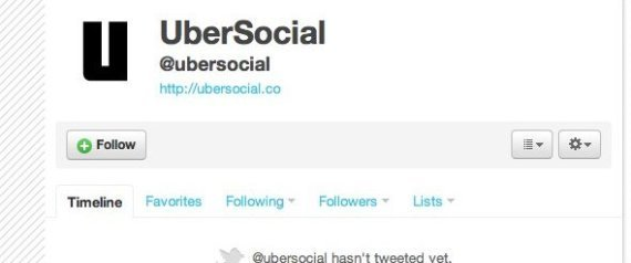 UberSocial: The New Name Of UberTwitter After Twitter Complaint