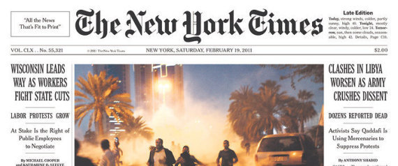 New York Times Week In Review Section Being Overhauled