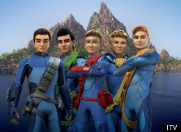 Is That 1D Or The 'Thunderbirds'?!