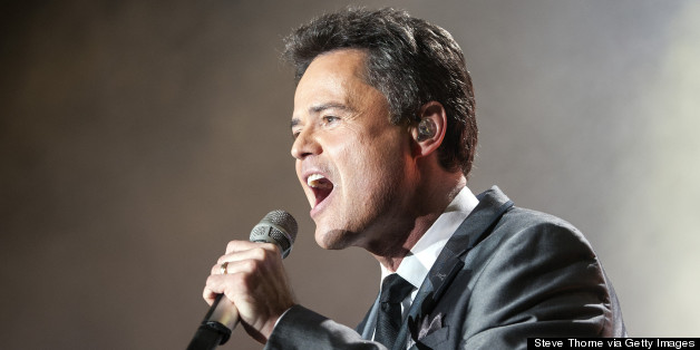 Donny Osmond Opens Up About His Mormon Faith