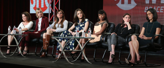 showtime tv panel