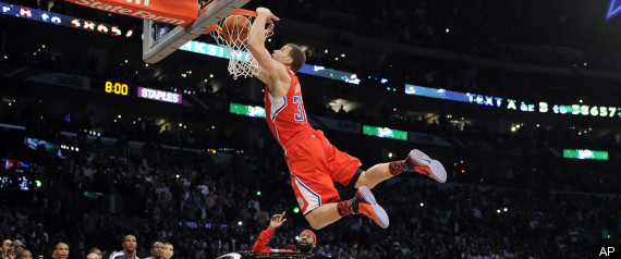 Blake Griffin Dunk Contest
