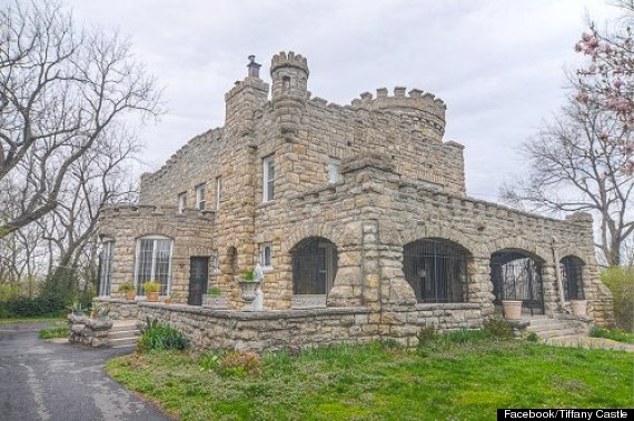 Tiffany Castle House In Missouri Could Be Yours For Less
