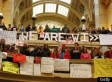 Madison Protests Continue, But Governor Scott Walker Is Unmoved
