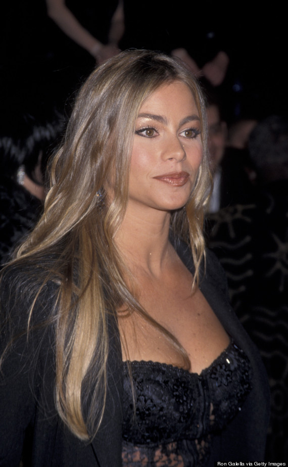 sofia vergara Young