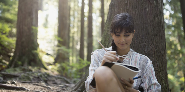 journaling thoughts helps you clear your mind