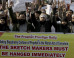 Pakistani Protesters In Lahore Demand Charlie Hebdo Cartoonists Be 'Hanged Immediately'