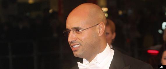 SAIF ALISLAM GADDAFI