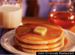 PHOTOS: Where To Eat For Pancake Week