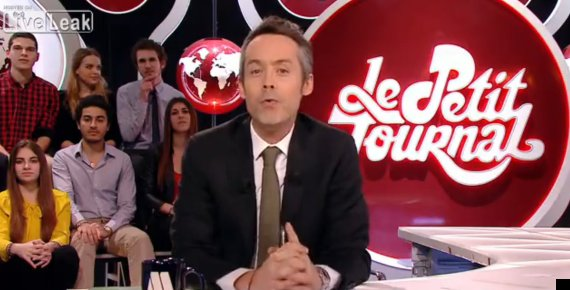 fox news lampooned by le petit journal