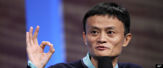 ALIBABA CEO COO RESIGNS FRAUD PROBE