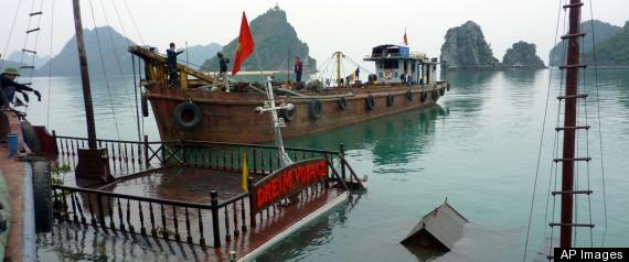 VIETNAM TOUR BOAT