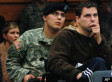Anthony Maschek, Wounded War Vet, Heckled At Columbia University ROTC Hearing