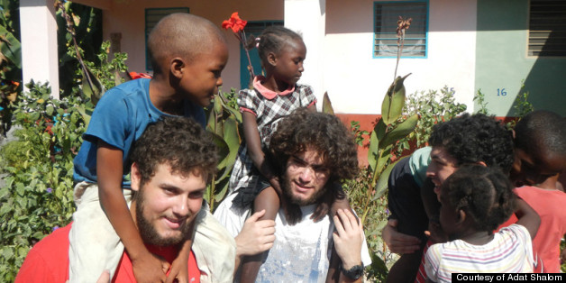 Why Some Synagogues Are Using Mission Trips To 'Heal The World'