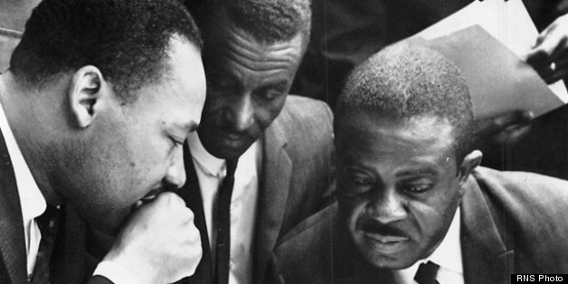 Martin Luther King Jr.'s Overlooked 'Civil Rights Twin'
