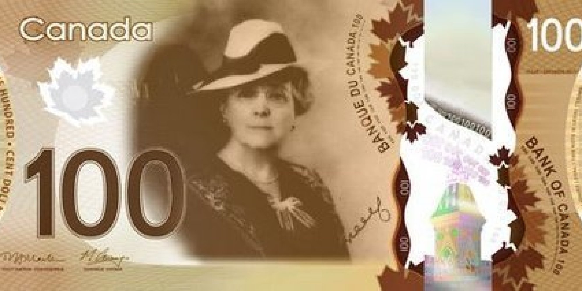 ndp mps want to see more women on canadian money