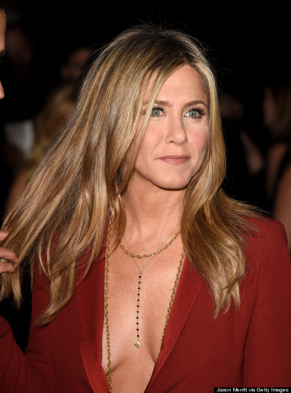 Jennifer Aniston Flaunts Her Business (Suit) At Critics' Choice Awards Jennifer Aniston
