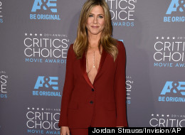 All Eyes Are On Jen At Critics' Choice Movie Awards