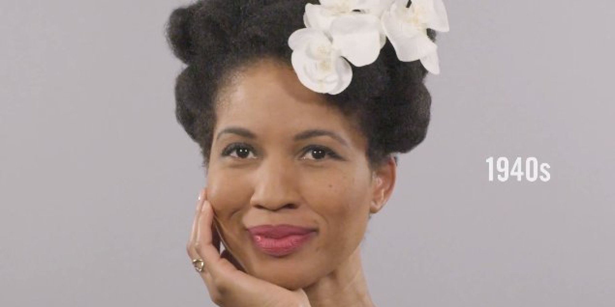1960s hairstyles for black women