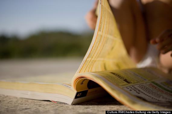 reading phonebook