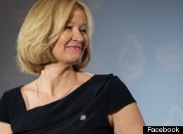 Laureen Harper Joins Facebook