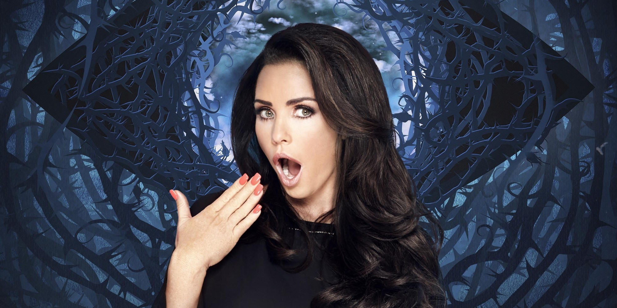 katie price is in the celebrity big brother 39 house here