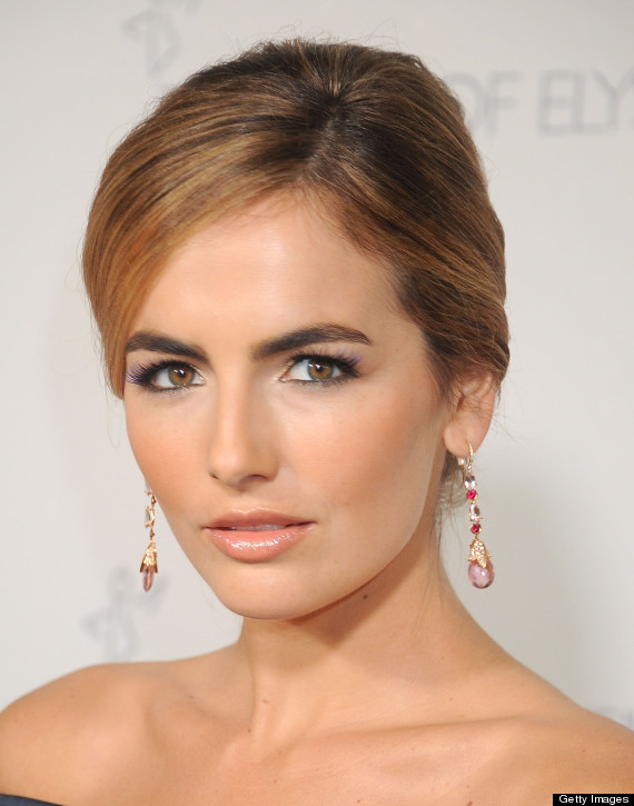 Camilla Belle Convinces Us To Try This Sneaky Lash Trick ...