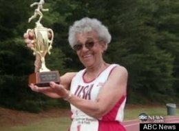 95yearold Woman Running Record