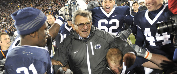 Ncaa deal to restore wins for joe paterno penn state