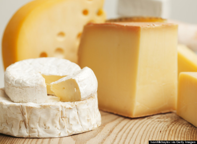 Cheese - Mildly Processed