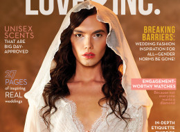Wedding Magazine Shatters Gender Norms With Striking Photoshoot