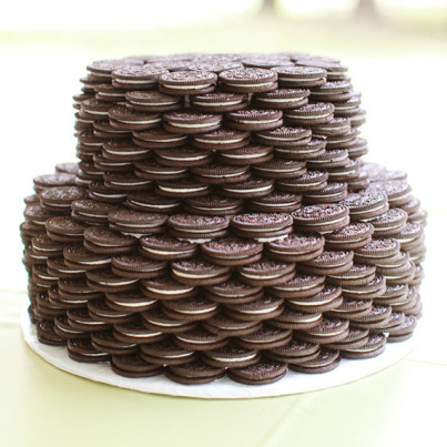 Red Velvet Cakes Stacked With Cream Cheese Frosting