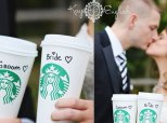 Starbucks Weddings Might Be A 'Thing' Now