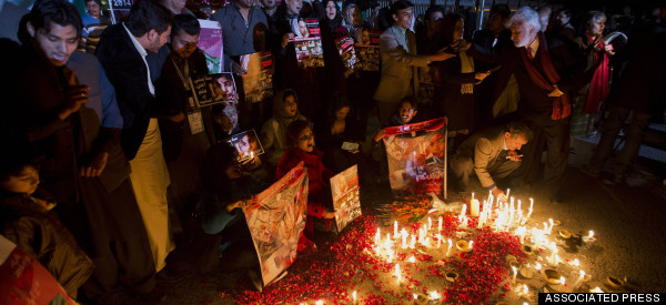 Pakistan School Massacre Suspects Arrested In Afghanistan