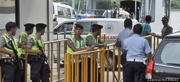 Indonesia Executes Foreigners Convicted For Drugs