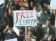 Libya Protesters Defiant After Gadhafi Speech