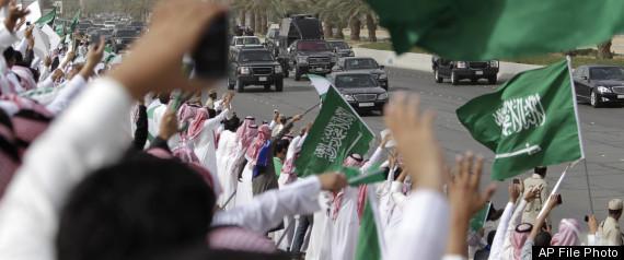 Saudi Arabia Facebook