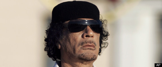 GADDAFI LOCKERBIE