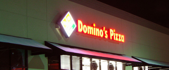 DOMINOS DELIVERY DRIVER SAVES LIFE